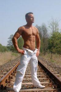Stripper Tim aus Cottbus