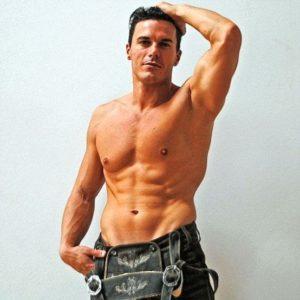 Stripper Marc aus Brandenburg